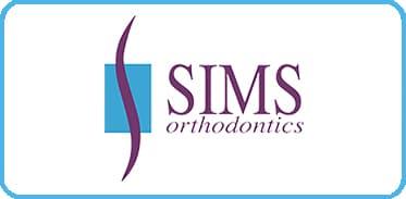 Sims Orthodontics Logo